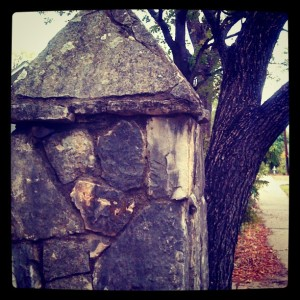 Stone Wall Sentinel
