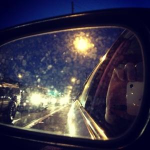 Austin, Rear View